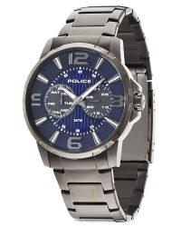 Police Visionary Watch 14100JSU-03M