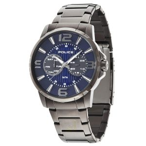 14100JSU-03M Police Visionary Range Gents Watch