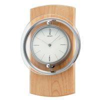 Seiko Natural Wood Clock QXC210Y