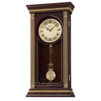 Seiko Longcase Wall Clock QXH047B