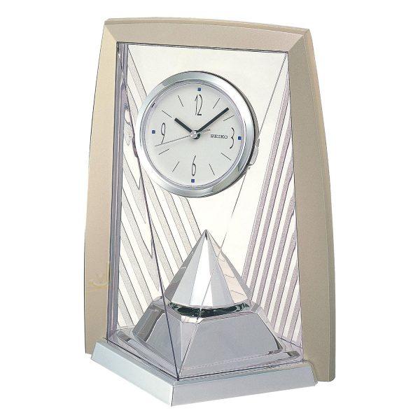 QXN206S Seiko Clocks Mantel clock