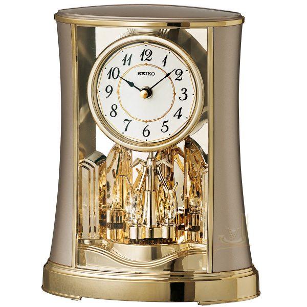 QXN227G Seiko Anniversary Clock