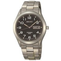 SGG711P9 Seiko Titanium Gents Watch