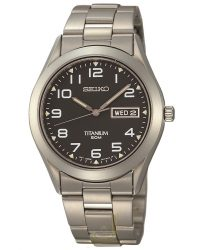 SGG711P9 Seiko Titanium Gents Watch