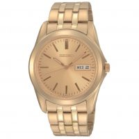 Seiko Champagne Dial Gents watch SGGA48P1