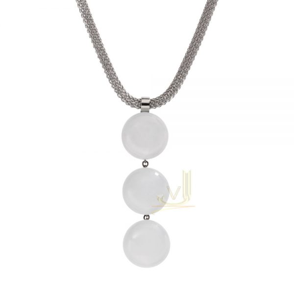 Sea Glass Necklace SKJ0101040