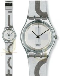 SKK111 Swatch Break Of Dawn unisex Watch