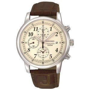 SNDC31P1 Seiko Gents Chronograph sports watch