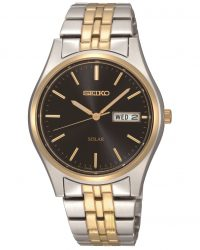 SNE034P1 Seiko Solar Gents Watch