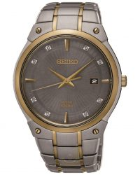 SNE430P9 Seiko Diamond Dial Gents watch