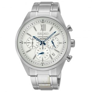 SSB153P1 Seiko Gents Chronograph sports watch