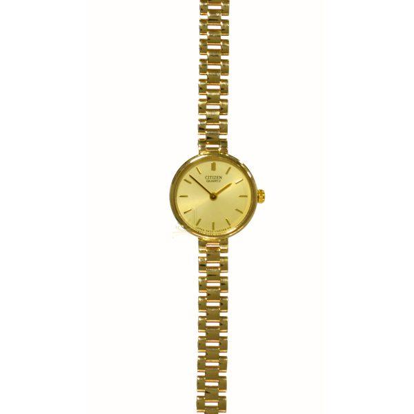 Citizen 9ct-Gold Ladies-Watch SX137252P