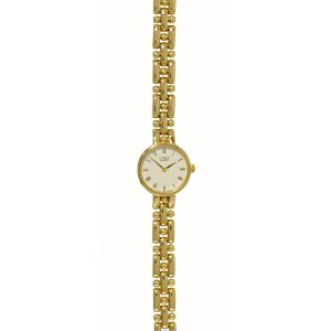 Citizen 9ct Gold Bracelet Ladies Watch SX140253C