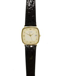 Tissot 9ct Gold Gents Watch T310G654