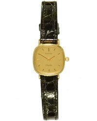Tissot 9ct Gold Ladies Watch T310F651