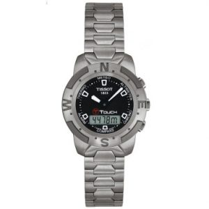 T33758861 Tissot T-Touch Gents Watch