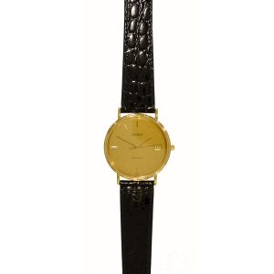 Tissot Seastar 18ct Gold Gents Watch T71340321