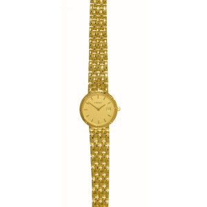 Tissot 18ct Gold Bracelet Ladies Watch T73311121