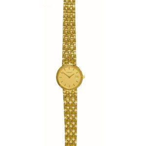 Tissot 18ct Gold Bracelet Ladies Watch T73311121