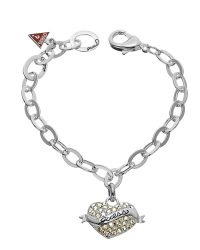 Guess Heart Bracelet UBB11001