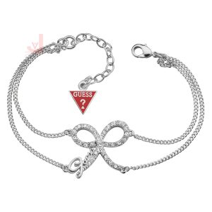 GUESS UBB71301 Tied witha Kiss Bracelet