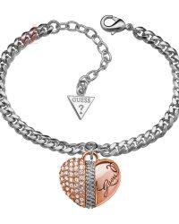 Guess Heart-Soul Bracelet UBB71313