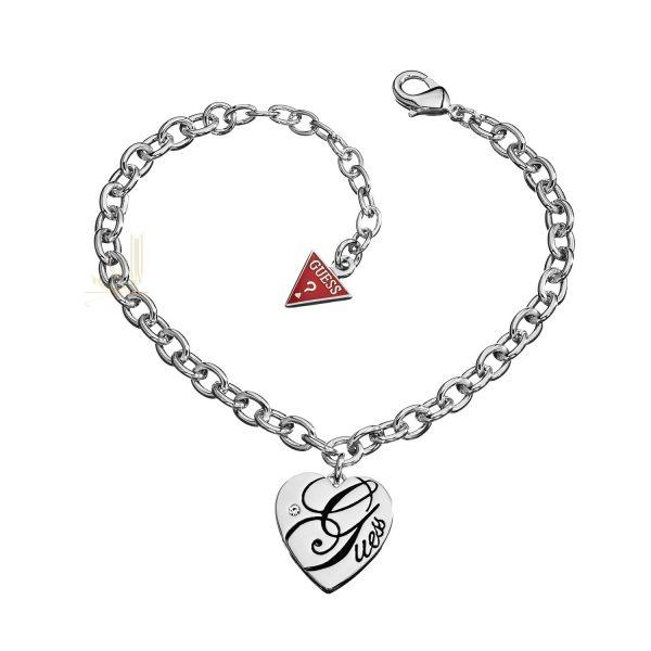GUESS UBB81343 AllMixed upHeart Bracelet