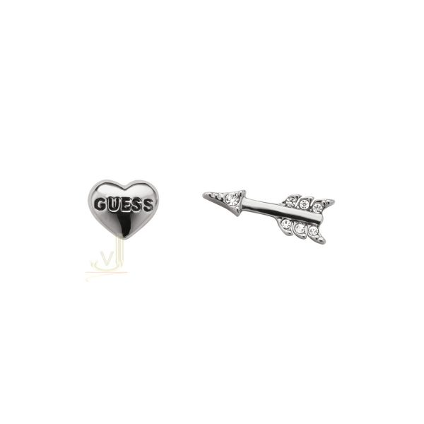 GUESS UBE91305 RH Plated Bemine Earring