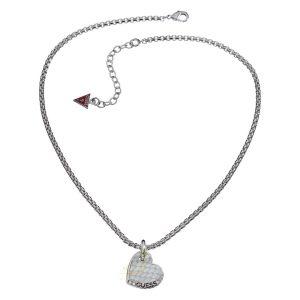 GUESS UBN11425 Desert Beauty Heart Necklace