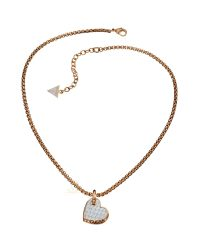 Desert Beauty Heart Necklace UBN11427