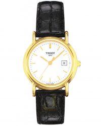 Tissot 18ct Gold Ladies Watch T71312911
