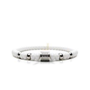 BERING Arctic Glow ceramic ladies bracelet 603-5117-200