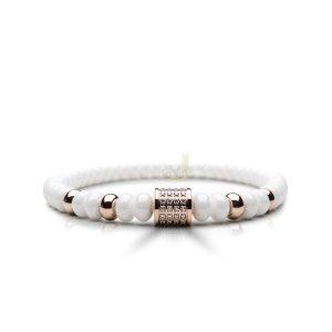 BERING Arctic Glow ceramic ladies bracelet 603-5317-200