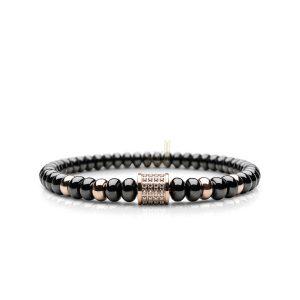 BERING Arctic Glow ceramic ladies bracelet 603-6317-200