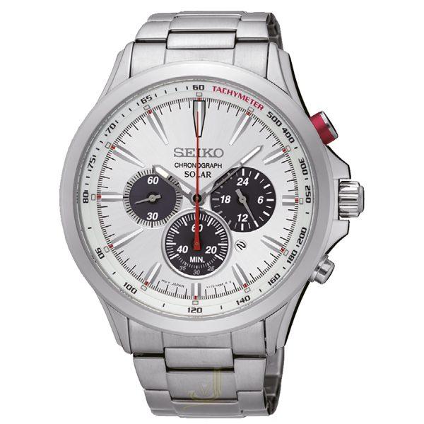 SSC491P1 Seiko Chronograph solar Watch