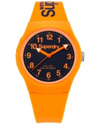 Superdry Orange watch SYG164O