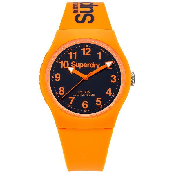 Superdry Orange watch SYG164O