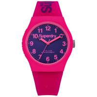 Superdry Pink watch SYG164PV