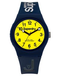 Superdry Navy watch SYG164UY
