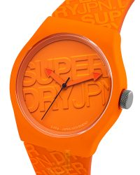 Superdry Orange Watch SYG169O