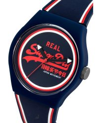 Superdry Navy Watch SYG198UR