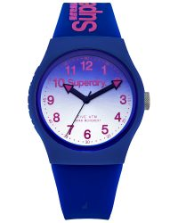 Superdry Laser Blue watch SYG198UU