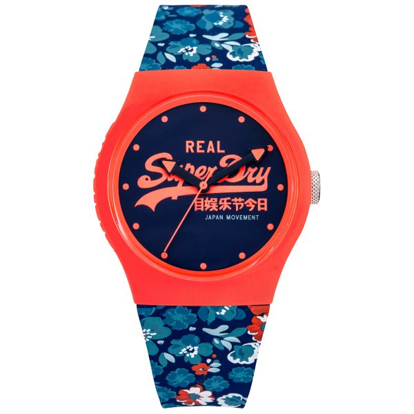 Superdry Urban Floral watch SYL169UCO