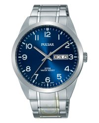 Pulsar Day Date Gents Watch PJ6061X1