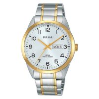 Pulsar Day Date Bracelet Watch PJ6064X1