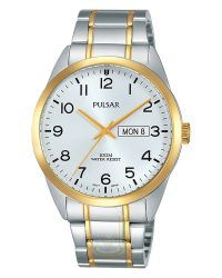 Pulsar Day Date Bracelet Watch PJ6064X1