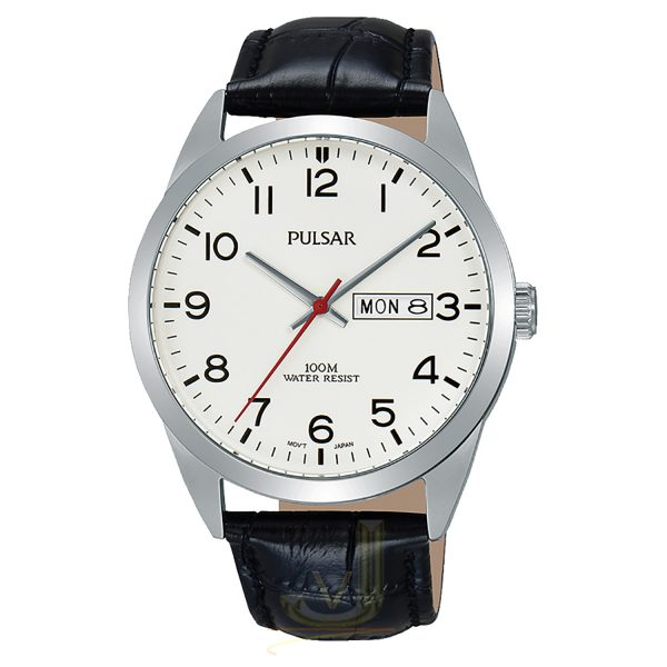 Pulsar Day Date Gents Watch PJ6065X1