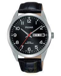 Pulsar Day Date Gents Watch PJ6067X1