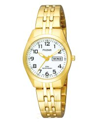 Pulsar Day Date Ladies Watch PN8002X1