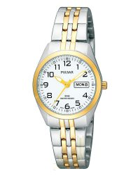 Pulsar Day Date Ladies Watch PN8006X1